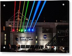Great Lakes Science Center Acrylic Print