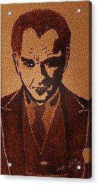 Great Mustafa Kemal Ataturk  Acrylic Print