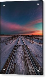 Great Northern Land Acrylic Print by Ian McGregor