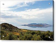 Great Salt Lake Acrylic Print