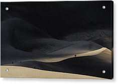 Great Sand Dunes National Park Acrylic Print