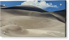 Great Sand Dunes National Park II Acrylic Print by Greg Reed