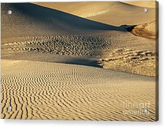 Great Sand Dunes National Park Acrylic Print by Marek Uliasz