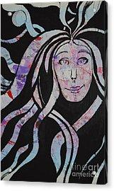 Great Spirit Acrylic Print by Sean-Michael Gettys