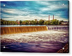 Great Stone Dam Acrylic Print