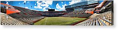 Great To Be A Florida Gator Acrylic Print by Dean Traiger