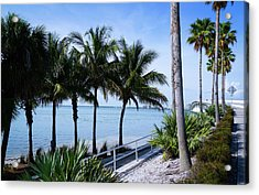 Great View Acrylic Print