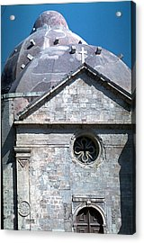 Greek Orthodox Church Acrylic Print by Flavia Westerwelle