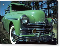 American Limousine 1957 - Historic Car Photo Acrylic Print