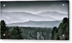 Acrylic Print featuring the photograph Green Mountain National Forest - Vermont by Brendan Reals