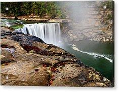 Green River Falls Acrylic Print
