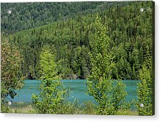 Green River Acrylic Print