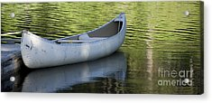 Green Water Acrylic Print by Idaho Scenic Images Linda Lantzy