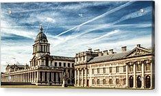 Greenwich University Acrylic Print