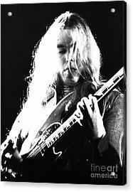 Gregg Allman 1974 Acrylic Print