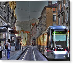 Grenoble Acrylic Print