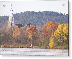 Acrylic Print featuring the photograph Grenville Quebec - Photograph by Jackie Mueller-Jones