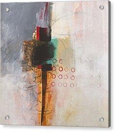 Grid 11 Acrylic Print by Jane Davies