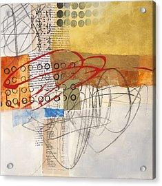 Grid 12 Acrylic Print by Jane Davies