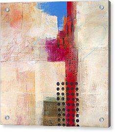 Grid 9 Acrylic Print by Jane Davies