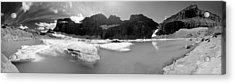 Grinnell Glacier Panorama Acrylic Print