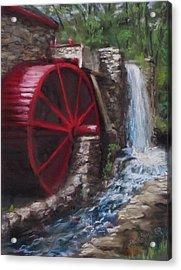 Gristmill Acrylic Print