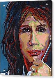 Steven Tyler Acrylic Print