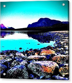Gros Morne Acrylic Print by Christopher Campbell