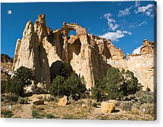 Grosvenor Arch Acrylic Print by James Marvin Phelps