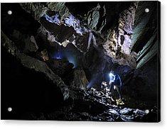 Grotta Del Pugnetto Acrylic Print