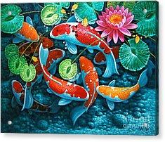 Growing Affluence Acrylic Print
