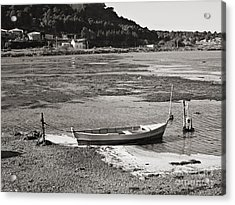 Acrylic Print featuring the photograph Gruissan  by Cendrine Marrouat
