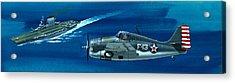 Grumman F4rf-3 Wildcat Acrylic Print
