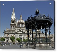 Guadalajara Acrylic Print by Jim Walls PhotoArtist