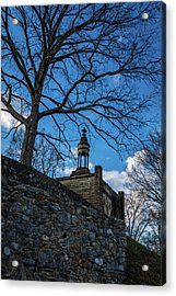 Guarded Summit Memorial Acrylic Print