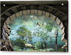 Guardians Acrylic Print