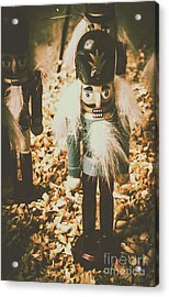 Guards Of Nutcracker Way Acrylic Print