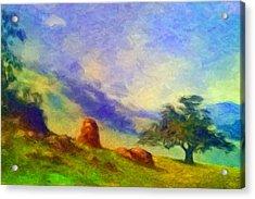Guatapara Acrylic Print