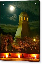 Guatemala Night Acrylic Print by Carey Chen