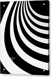 Guggenheim Plus Acrylic Print