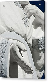 Guidance Acrylic Print by Colleen Coccia