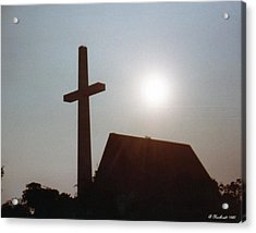Acrylic Print featuring the photograph Guiding Light by Betty Northcutt