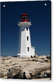 Guiding Light Acrylic Print by Kelvin Booker