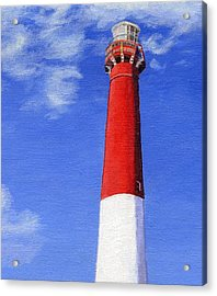 Acrylic Print featuring the painting Guiding Light by Lynne Reichhart
