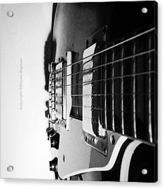 The Guitar  Acrylic Print