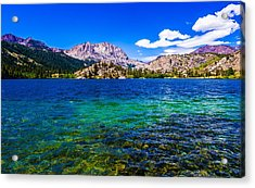 Gull Lake Near June Lakes California Acrylic Print