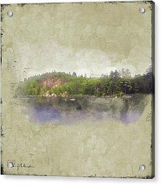 Gull Pond Acrylic Print