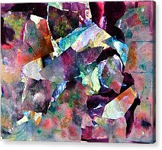 Gum Drops Acrylic Print by Don  Wright