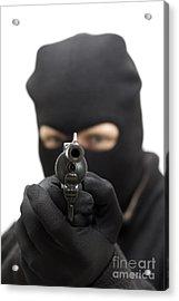 Gunman Acrylic Print