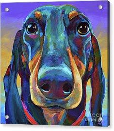 Gus Acrylic Print
